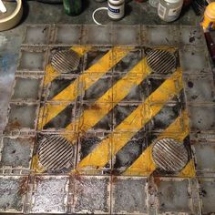 Hi Chaps @secret40kgeek here to give you a quick run down of how the clubs new zone mortalis table was painted up and the techniques employed throughout. So after ordering the Forge World bundle wh…