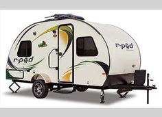 I think this is the cutest little trailer! 2015 R Pod RP 178 Travel Trailer