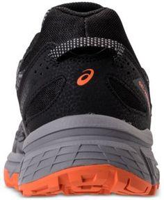 Asics Men's Gel-Venture 6 Trail Running Sneakers from Finish Line - Gray 10.5