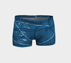 Express your self and wear some art! Only 10 pairs of workout shorts made in…