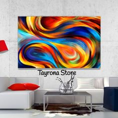 Cuadro Decorativo Tayrona Store Para Sala o Alcoba Abstracto Colores 06 Diy Canvas Art, Abstract Canvas Art, Paintings I Love, Easy Paintings, Oil Pastel Drawings, Driftwood Art, Pebble Painting, Painting Inspiration, Design