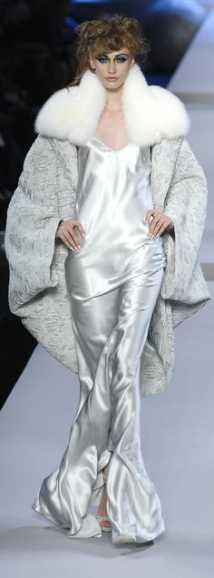 Christian Dior Spring 2008 John Galliano got it right!