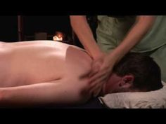 Massage Techniques : Massage Techniques for Hardened Shoulders & Stiff Necks