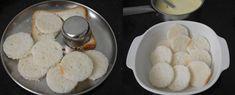 Bread Rasmalai Recipe-How To make Bread Rasmalai-Easy Dessert Recipes - Padhuskitchen Appetizer Recipes, Snack Recipes, Cooking Recipes, Cooking Tips, Easy Recipes, Snacks, Indian Dessert Recipes, Indian Sweets, Easy Desserts