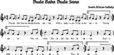 Thula Baba Thula Sana