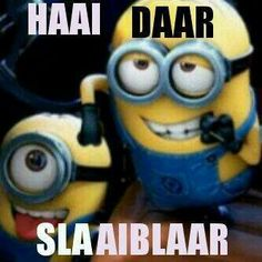 Best collections of Despicable me minions quotes and funny sayings. and I hope you gonna like it. These funny minions gonna make your day special. Funny Shit, The Funny, Funny Ads, Funny Humor, Minions Love, My Minion, Funny Minion, Minions Cartoon, Minion Rush