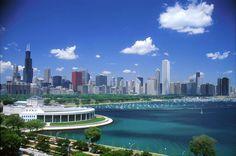 Chicago's amazing skyline!