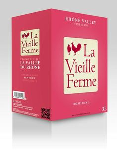 Yes you can get an amazing   Rosé from a box! La Vieille Ferme Rosé