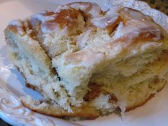 Cinnamon rolls made with mashed potatoes recipe.  can't decide if this sounds yummy or not...
