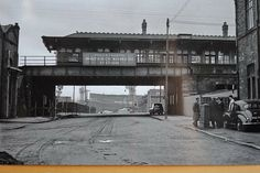 Whiteinch Riverside Station Glasgow City Centre, Glasgow Scotland, Historical Images, Old Photos, Castle, Places, Destruction, Pictures, Travel