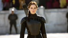 Katniss Everdeen, from The Hunger Games | These Female Characters Will Make You Fucking Proud To Be A Woman