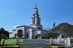 Monterrey México Mormon Temple. © 2011, Samuel Polendo Villegas. All rights reserved.