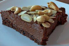 ШокоЛАДный пирог (RAW) - Без сахара и соли. Рецепты для сыроедов и вегетарианцев.