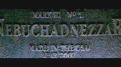 Matrix Nebuchadnezzar sign.