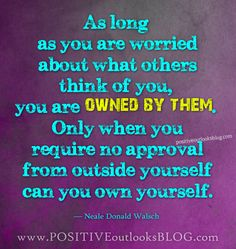Are You Owned By Someone?