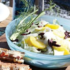 Shaved Fennel Salad with Citrus and Olives | Williams-Sonoma