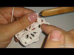 Horgolt hópehely 3 - YouTube Fingerless Gloves, Arm Warmers, Crochet Earrings, Make It Yourself, Free, Youtube, Amigurumi, Dressmaking, Creative