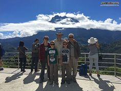 The magnificent Mount Kinabalu Kinabalu Park, Mount Kinabalu, Sea Level, Borneo, Natural World, Day Trip, Exotic, Tropical, Tours