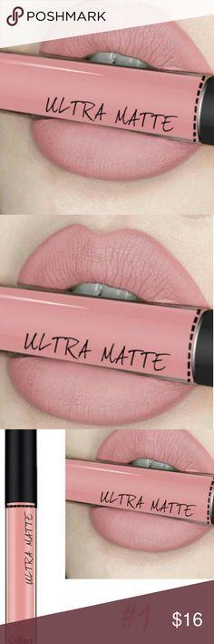 hpQiBest lip color Matte lip color. #1 available QiBest Makeup Lipstick