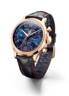 Baume & Mercier Capeland Shelby Cobra Chronographe Flyback or rouge prix de vente et photo Patek Philippe, Cool Watches, Watches For Men, Tag Watches, Wrist Watches, Costume En Lin, Or Rouge, Herren Chronograph, Skeleton Watches