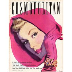 60 mentions J'aime, 1 commentaires - @ilovevintageads sur Instagram: «Cosmopolitan by Jon Whitcomb (1949)…»