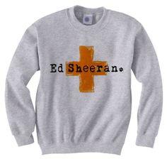 NEW  Ed Sheeran Crewneck Sweatshirt by SoulClothes on Etsy