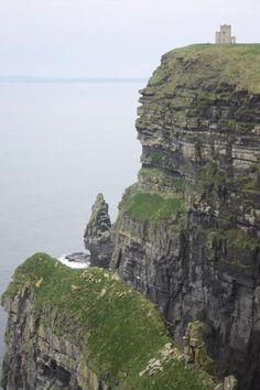 Cliffs of Moher, County Clare, Ireland: aka The Cliffs of Insanity from The Princess Bride