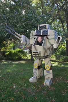 diy dad warrior halloween costume