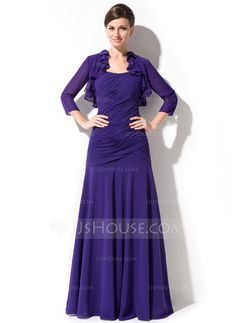 A-Line/Princess Sweetheart Floor-Length Ruffle Zipper Up Spaghetti Straps Sleeveless Yes Regency Winter Spring Fall General Plus Chiffon Evening Dress