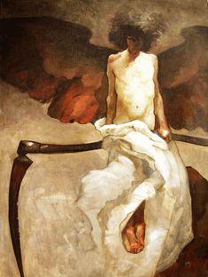 Franz Von Stuck | Symbolist/Expressionist painter | The Secession Movement