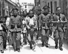 Spain - 1936. - GC - Segunda República reprimió a la clase trabajadora.