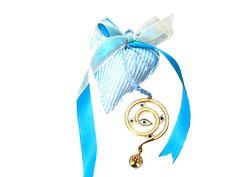 Πανέμορφο κρεμαστό γούρι-φυλαχτό για αγόρι.  Ιδανικό δώρο για νεογέννητο. Pendant Necklace, Jewelry, Jewellery Making, Jewerly, Jewelery, Jewels, Jewlery, Fine Jewelry, Accessories