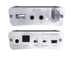 Fostex HP-P1 Portable Hi-Fi Amplifier and Digital Audio Converter for iPod