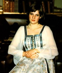 Lady Diana Frances Spencer