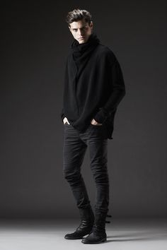 Lars Andersson Fall/Winter 2015 Menswear Collection.