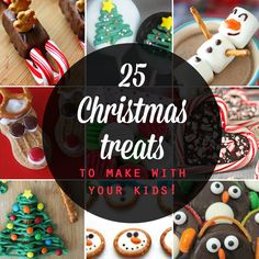 Ok, there are a lot of things I enjoy about Christmas, but I will admit that making Christmas treats ranks pretty high on my list of best things about the season. For starters, I really like treats. And there's something about Christmas that makes everything a bit more magical, even the dessert. I grew up making treats …