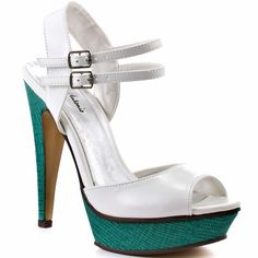 Thorpe in White Patent