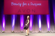 mark. Ace In The Hold Dress, By A Hair Satchel, and On The Double Heels. #AvonDreams Photo: Emily Seagren Facebook