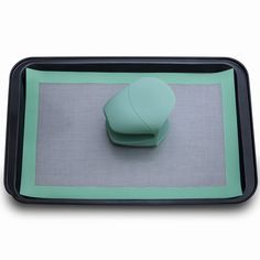 SILICONE BAKING BUNDLE- Baking Sheet, Non-Stick Silicone Baking Mat, And Silicone Mitts In A Convenient Cooking Set. -- Unbelievable product is here! : baking necessities