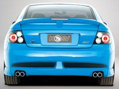 '2005 HSV Coupe GTO