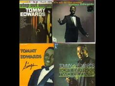 ▶ TOMMY EDWARDS STARDUST MGM 1960 RARE NAT KING COLE SONG - YouTube