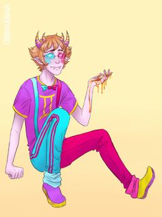 """Tagged """"trickster"""" 