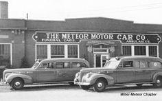 Meteor Factory Car Lots, Flower Car, Police Cars, Casket, Ambulance, Motor Car, Car Accessories, Cadillac, Funeral