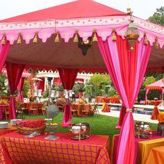List of Best Wedding Venues In Delhi / Party Places in Delhi Wedding Mandap, Wedding Stage, Boho Wedding, Destination Wedding, Wedding Dresses, Wedding Tent Decorations, Reception Decorations, Outdoor Indian Wedding, Outdoor Weddings