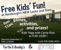 Free Kids Event in Newburgh this Saturday | Macaroni Kid Evansville #sponsored