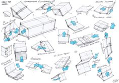 Moving Structure Sketch on Behance