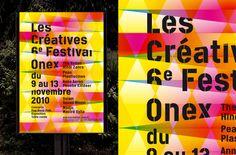 Festival les Creatives - Christelle Boulé | Graphisme | Design | Lausanne | Suisse