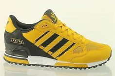 timeless design ae392 ae4b7 adidas ZX 750 Mens Trainers B-G61247~UK 3.5  4 ONLY~ Originals NWD