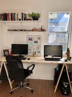 Home Office Closet, Desk, Furniture, Home Decor, Desktop, Decoration Home, Room Decor, Table Desk, Home Furnishings