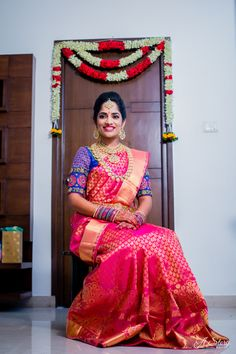Her blouses and dresses are from various boutiques from across Hyderabad,